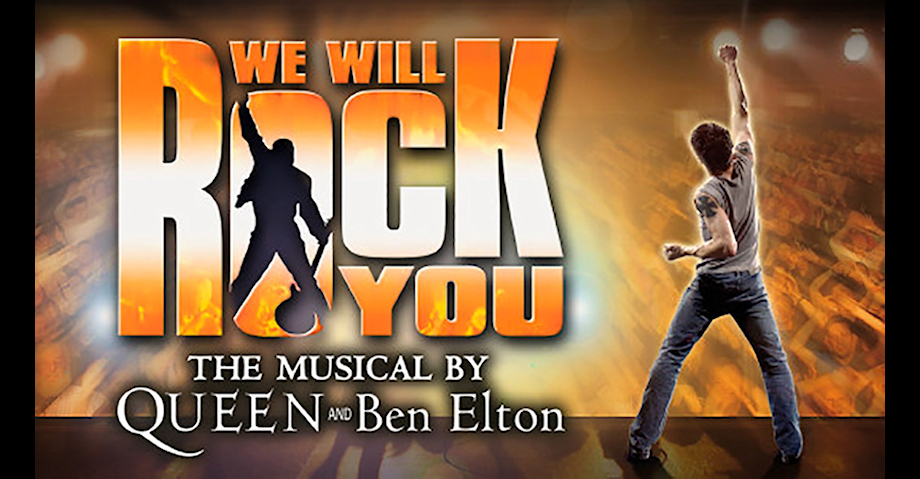 We Will Rock You in Manchester at the Palace Theatre - From January 2020